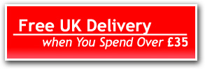 Free Delivery when you spend over £35