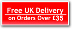 Free Delivery when you spend over 35